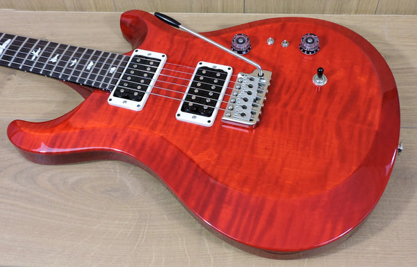 PRS S2 Custom 24 35th Anniversary. Scarlet Red