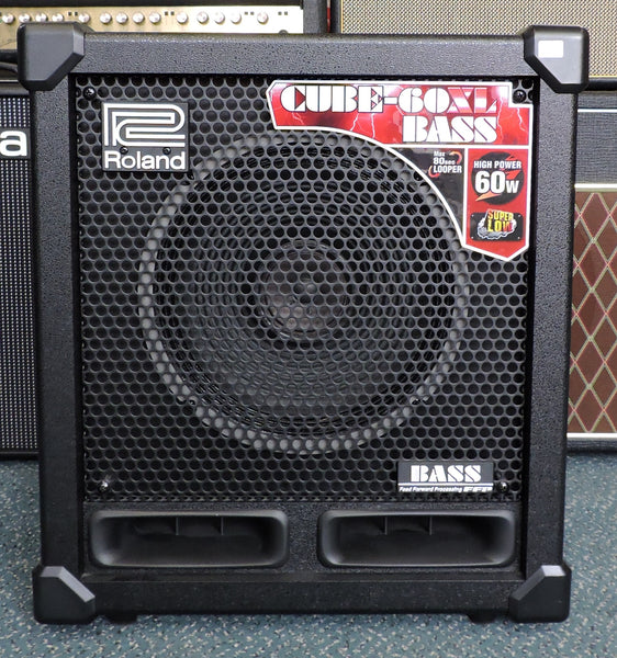 Roland Cube 60XL Bass Combo - Used