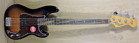 Squier Classic Vibe '60s Precision Bass 3 Colour Sunburst