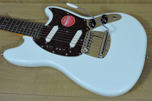 Squier Classic Vibe Mustang Sonic Blue