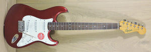 Squier Classic Vibe 60's Stratocaster Candy Apple Red