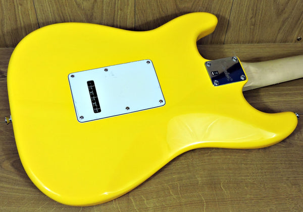 Squier FSR Affinity Series Stratocaster Graffiti Yellow