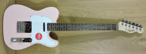 Squier FSR Affinity Series Telecaster Shell Pink