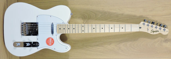 Squier Affinity Series Telecaster Arctic White