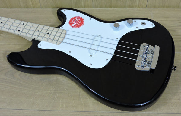 Squier Affinity Series Bronco Bass Black