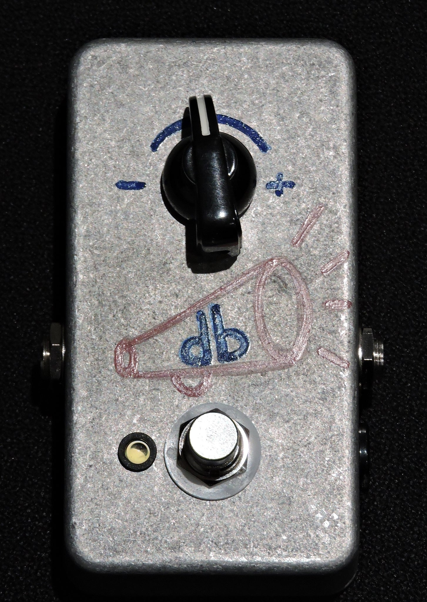 Stompkins 'Dirty Boost' Custom Made Boost Pedal
