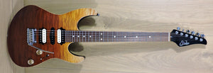 Suhr Modern Plus 'Curly' Limited Edition - Used