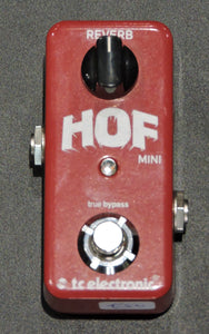 TC Electronic HALL OF FAME MINI REVERB - Used