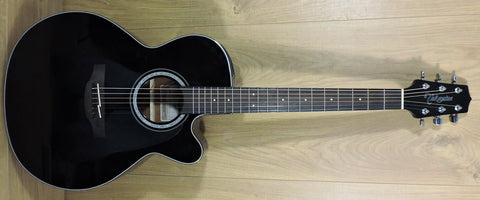 Takamine GN30CE-BLK Electro-Acoustic Guitar