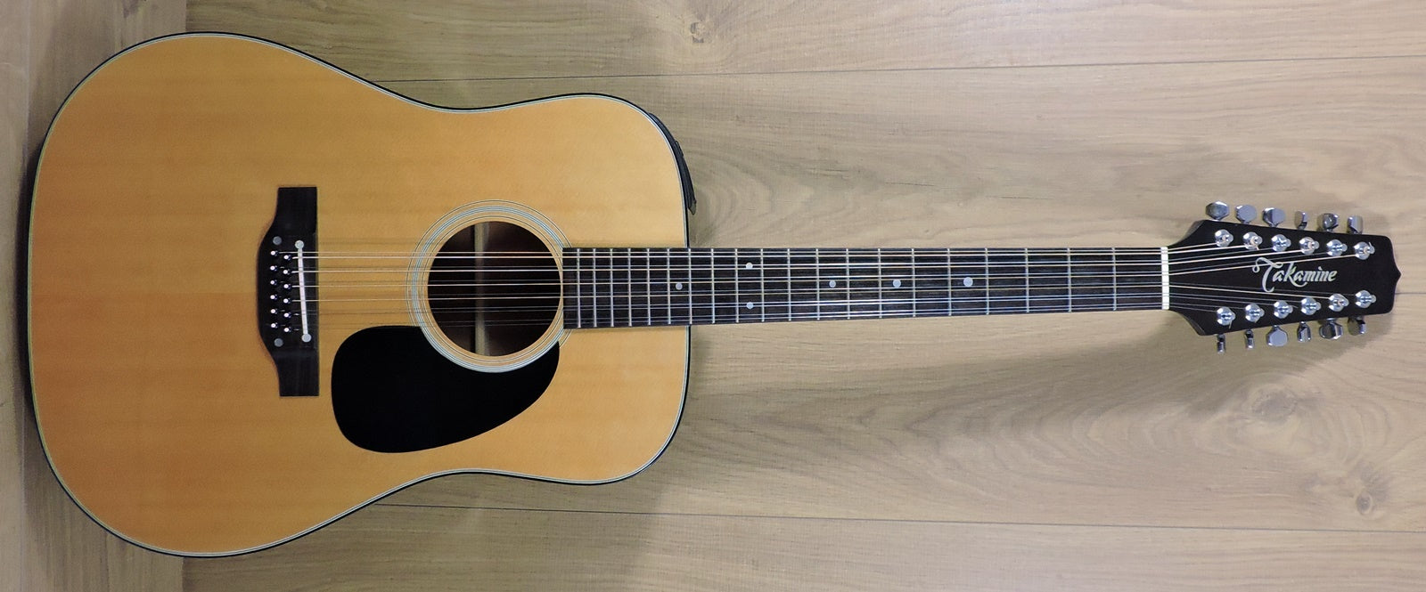 Takamine EF-385 12-String Electro-Acoustic Made in Japan - Used