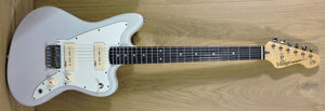 Vintage V65 ReIssued Hard Tail Electric Guitar Blonde - Used