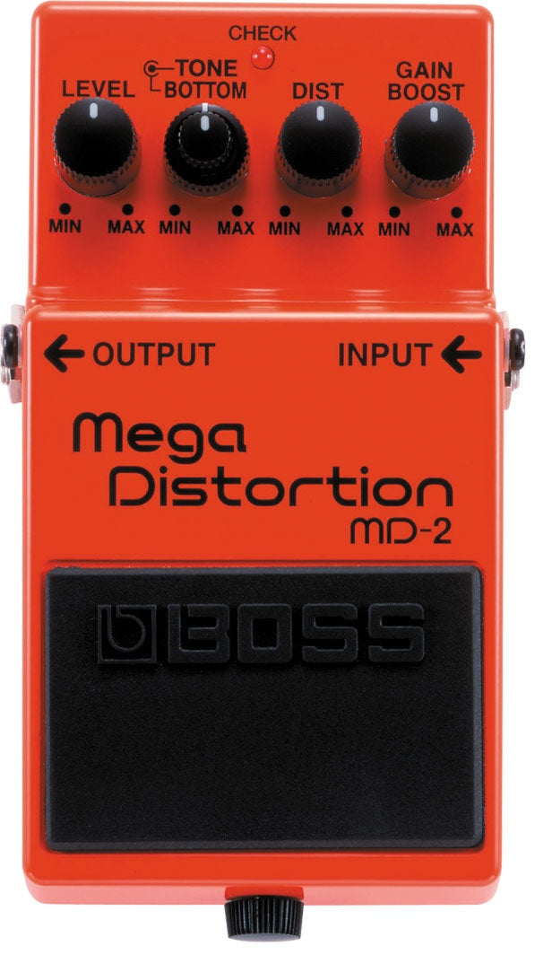 Boss MD-2 Mega Distortion - Ex-Demo No Box