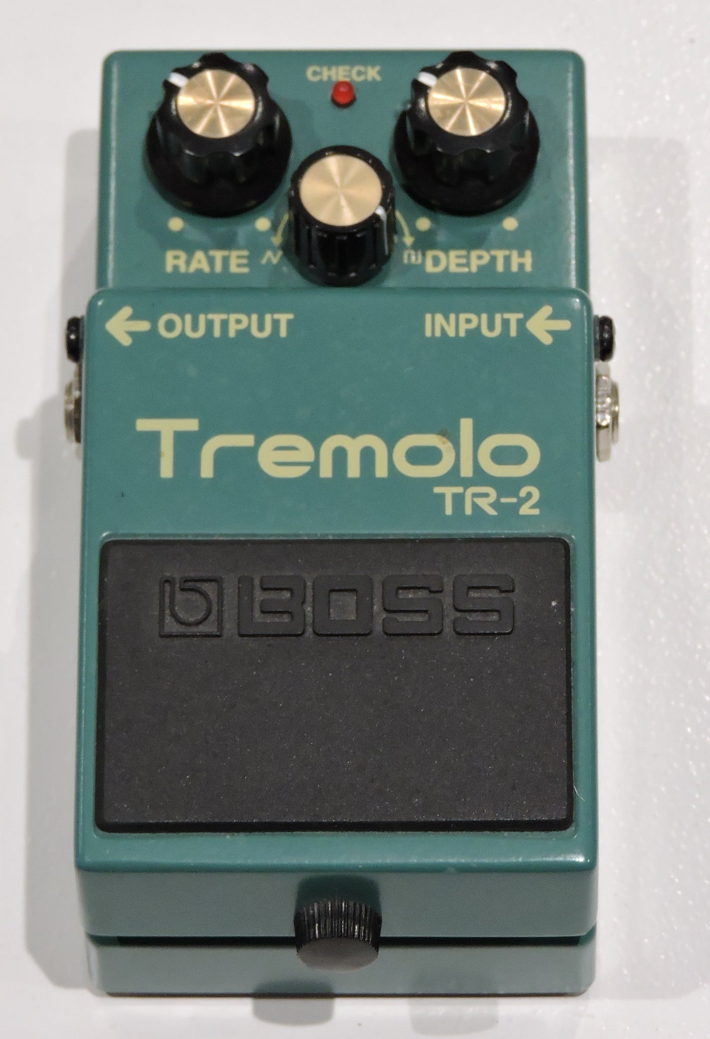 Boss TR-2 Tremolo - Used No Box