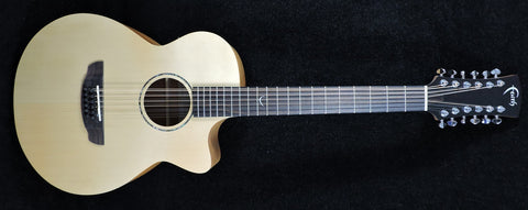 Faith Venus Naked 12 String FKV12 Electro-Acoustic
