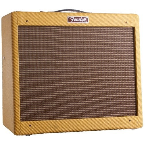 Fender Blues Junior Lacquered Tweed 15 Watts