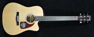 Fender CD-140SCE Natural Electro-Acoustic Guitar - DUE EARLY AUGUST 2020
