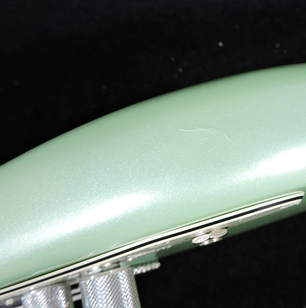 Fender Duo Sonic Surf Green - Slight Mark