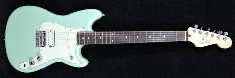 Fender Duo Sonic Surf Green - Slight Mark - REDUCED