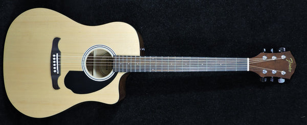 Fender FA-125CE Dreadnought Natural