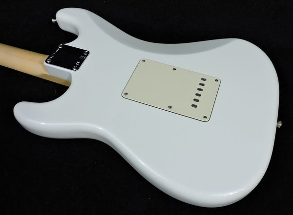 Fender Original Series 60's Olympic White Stratocaster Rosewood - Marked.