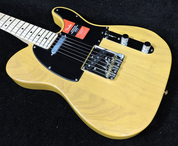 Fender American Professional Telecaster Butterscotch Blonde
