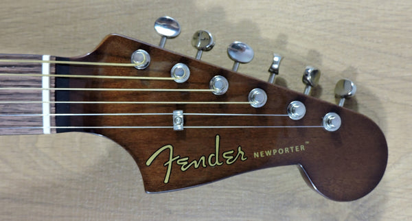 Fender Newporter Player, Natural