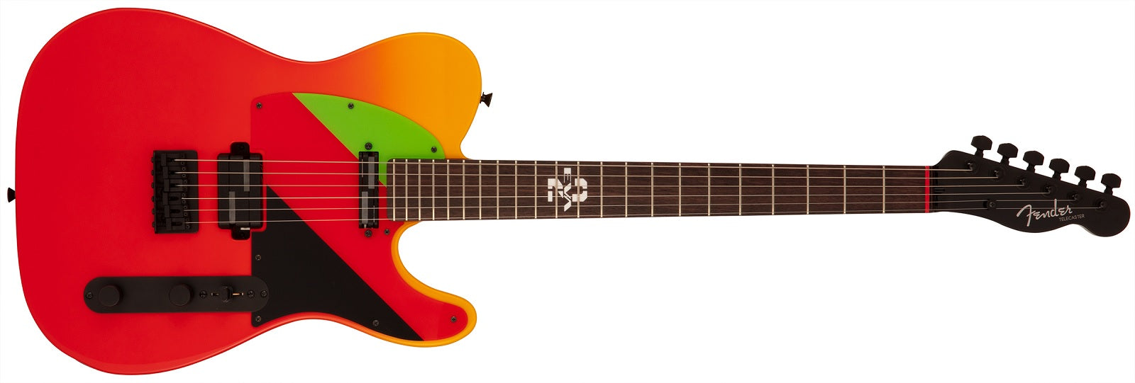 Fender 2020 Evangelion Asuka Telecaster Limited Edition