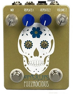 Fuzzrocious Afterlife Reverb Pedal
