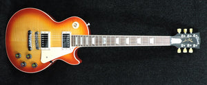Gibson Les Paul Standard 'Peace' Edition. Cherry sunburst. 2014. - used