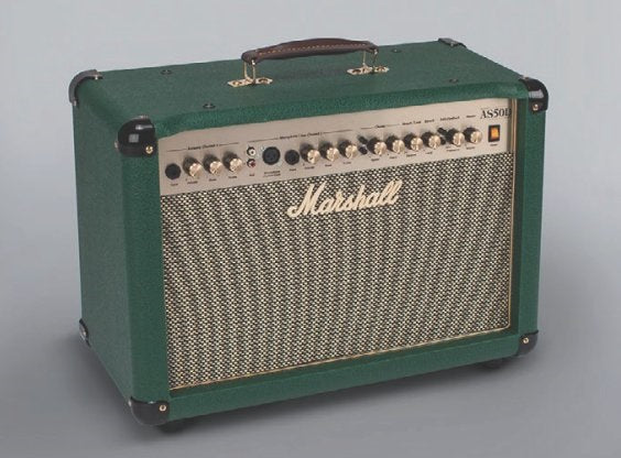 Marshall AS50D Acoustic Amp Green
