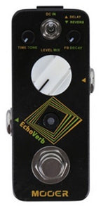 Mooer EchoVerb Delay Reverb Pedal