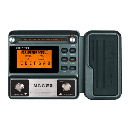 Mooer GE100 Multi Effects Pedal