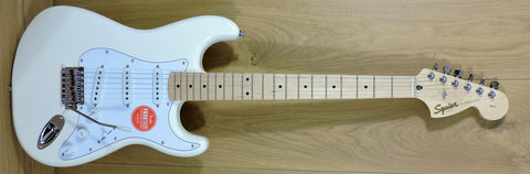 Squier FSR Affinity Series Stratocaster Olympic White