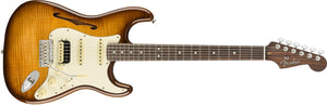 Fender American Rarities Flame Maple Top Stratocaster HSS Thinline - Available to pre-order