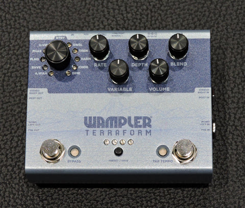 Wampler Terraform - Ex-Display