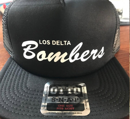 Hat: Los Bombers