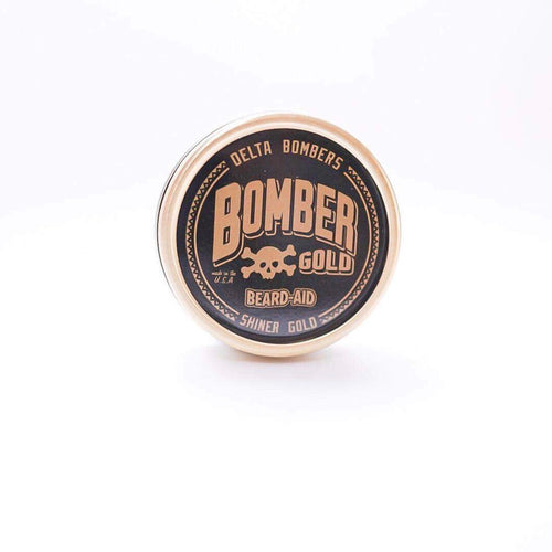 Bomber Gold Beard-Aid