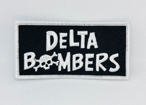 Bomber Font Solid Patch