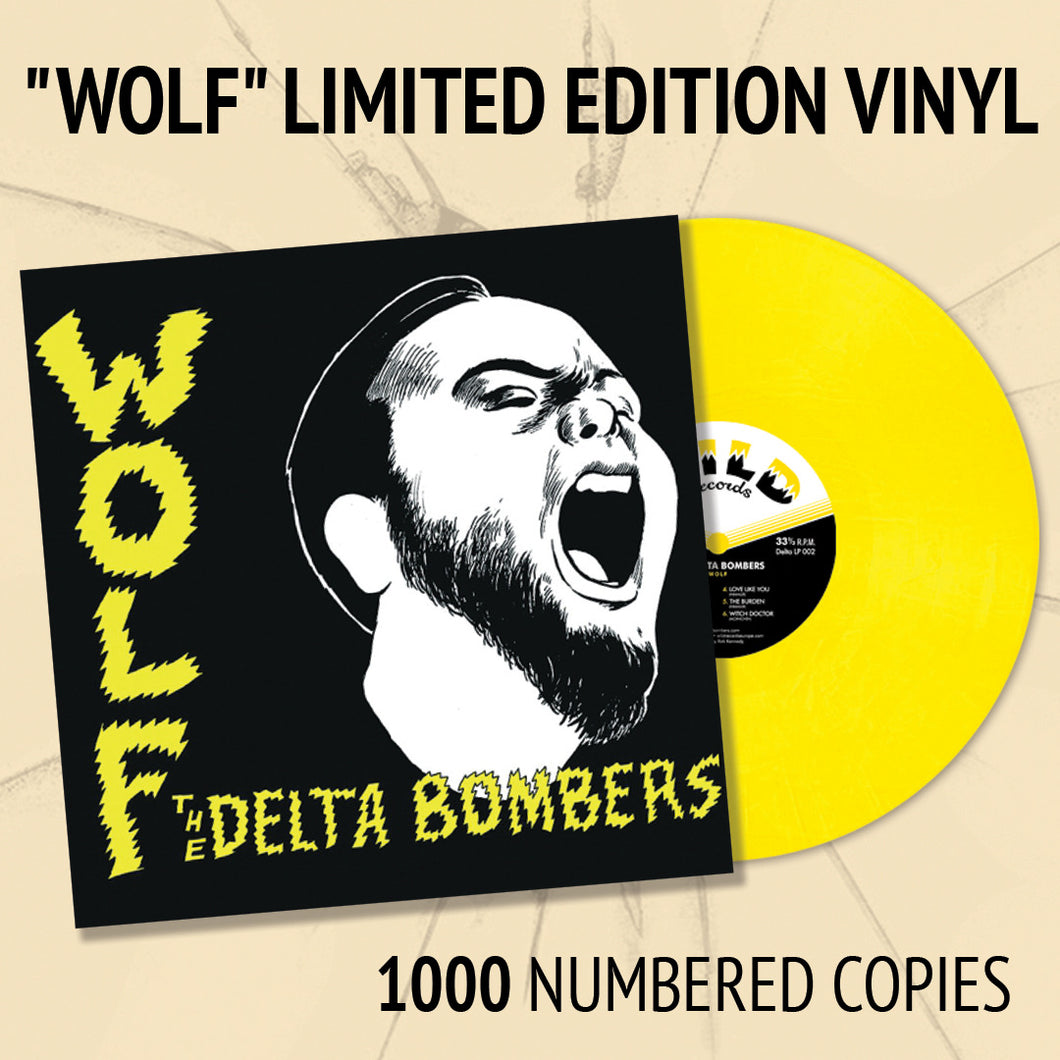 """Wolf"" 12-Inch Vinyl (Limited Edition)"