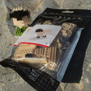 Nanoblocks Sheep