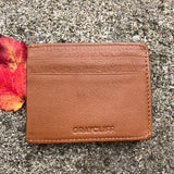 Graycliff Restoration Copper Money Clip Wallet