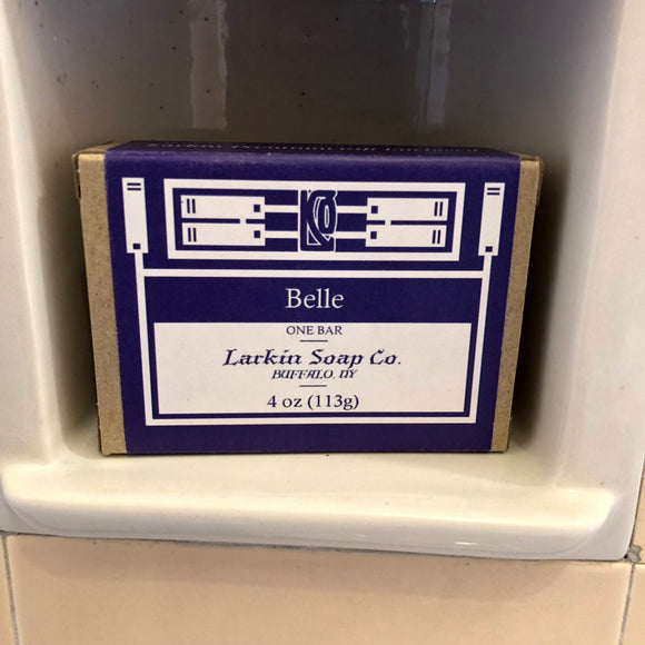 Belle Larkin Soap