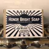 Honor Bright Larkin Soap