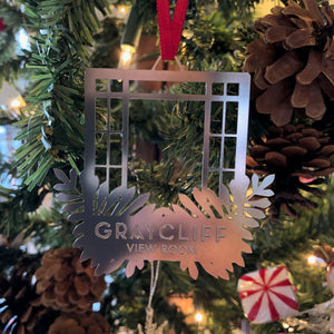 Graycliff View Room Ornament