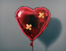 Load image into Gallery viewer, Heart Balloon 2