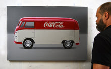Load image into Gallery viewer, Coke Van