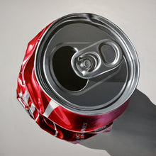 Load image into Gallery viewer, Crushed Coke Can
