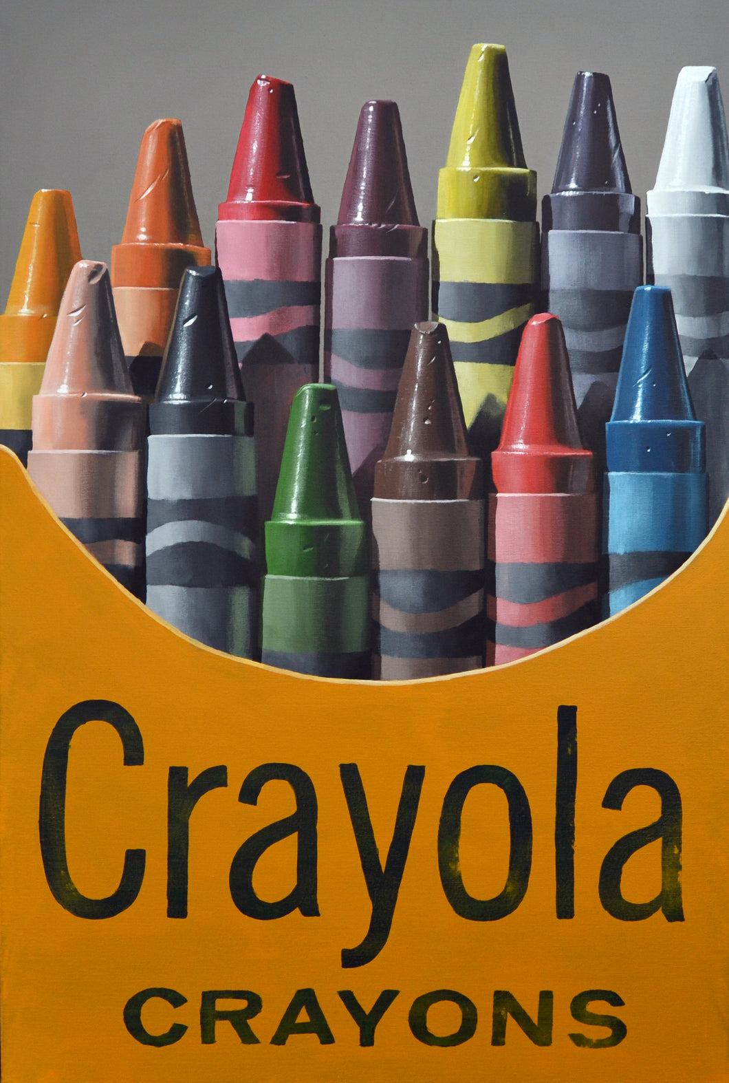 Thirteen Crayons