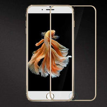 Duesgo Gold / for iPhone 5s 3D Aluminum Screen Protector