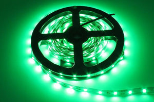 Duesgo Green / No power adapter 3528 LED Strips Light